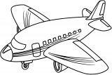 Plane We Coloring Page 30