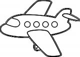 Plane We Coloring Page 42