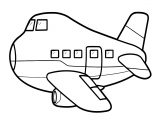Plane We Coloring Page 44