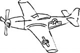 Plane We Coloring Page 53