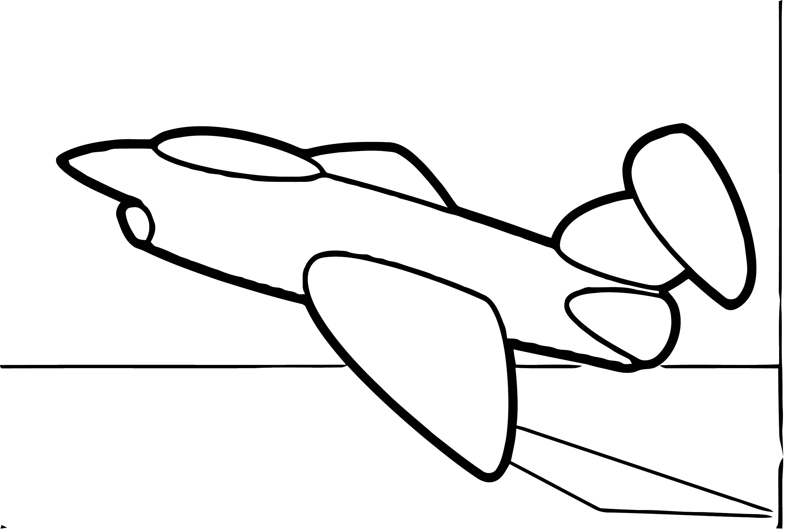Plane We Coloring Page 63