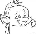 The Little Mermaid Ariels Beginning Coloring Pages 04