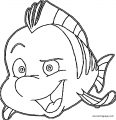The Little Mermaid Ariels Beginning Coloring Pages 05