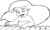 The Little Mermaid Ariels Beginning Coloring Pages 17