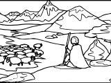Art Moodscpe Landscape Coloring Page 4