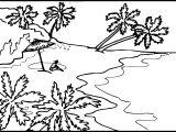 Art Moodscpe Landscape Coloring Page 6