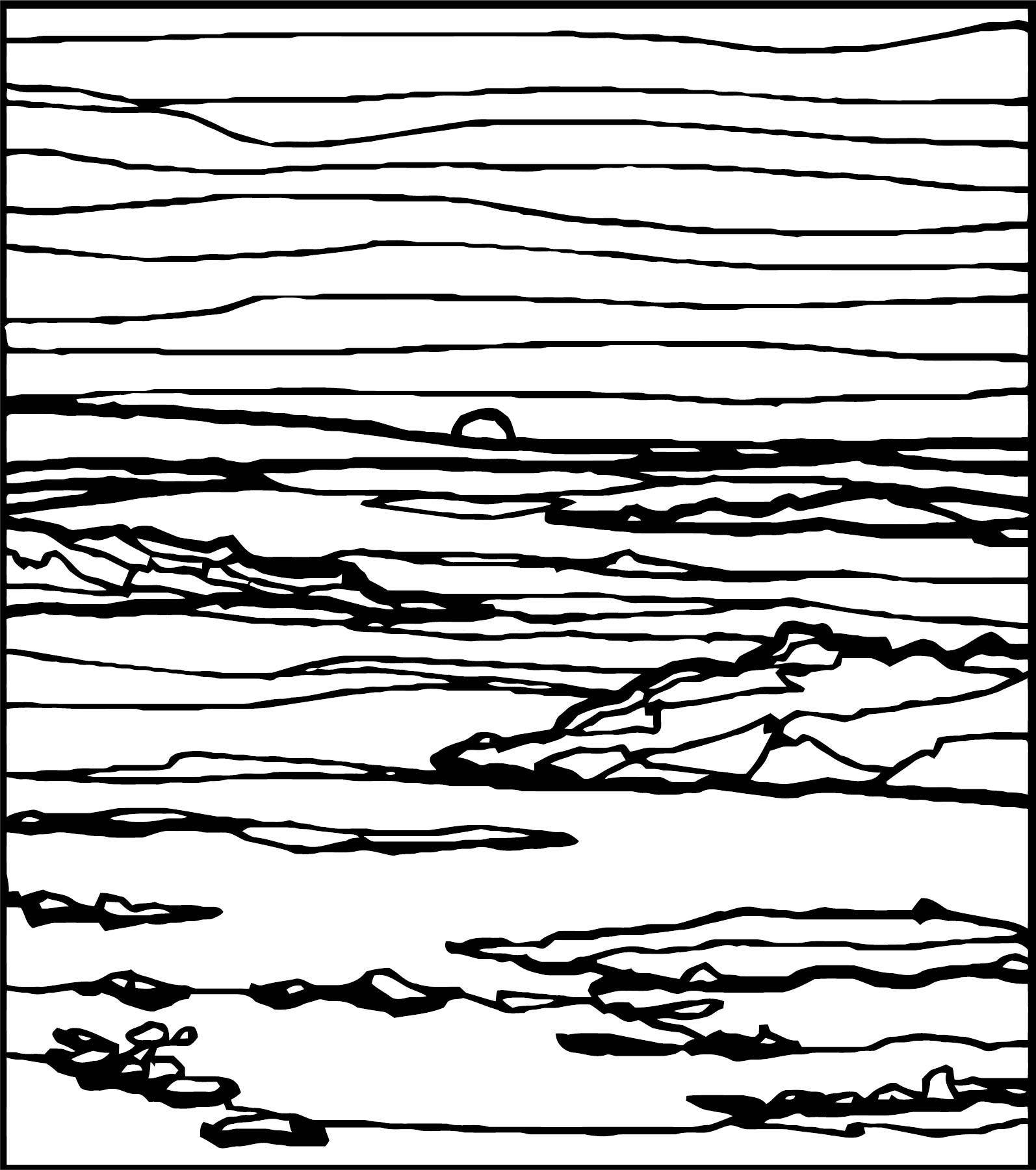 Artnature Landscape Coloring Page 3