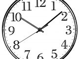 Clock Coloring Page WeColoringPage 137