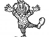 Clown Coloring Page WeColoringPage 042