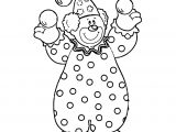 Clown Coloring Page WeColoringPage 045