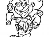 Clown Coloring Page WeColoringPage 047