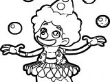 Clown Coloring Page WeColoringPage 058