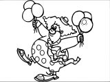 Clown Coloring Page WeColoringPage 063