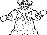 Clown Coloring Page WeColoringPage 070