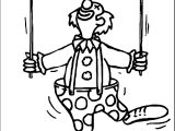 Clown Coloring Page WeColoringPage 071