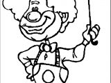 Clown Coloring Page WeColoringPage 072