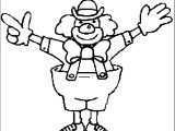 Clown Coloring Page WeColoringPage 073
