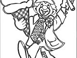 Clown Coloring Page WeColoringPage 079