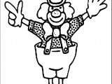 Clown Coloring Page WeColoringPage 090