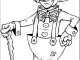 Clown Coloring Page WeColoringPage 101