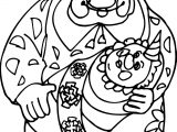 Clown Coloring Page WeColoringPage 105