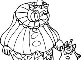 Clown Coloring Page WeColoringPage 107