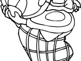 Clown Coloring Page WeColoringPage 108