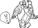 Clown Coloring Page WeColoringPage 113