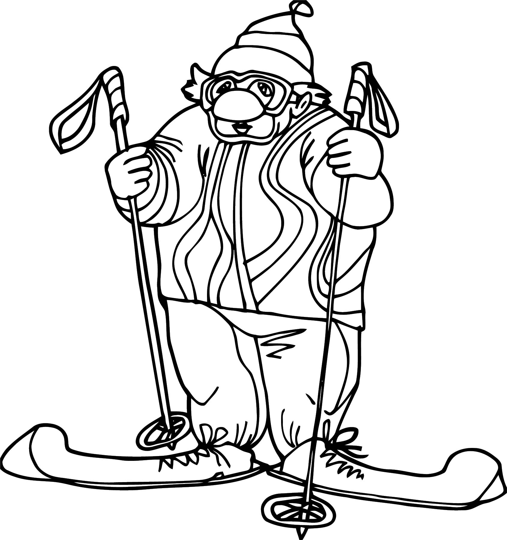 Clown Coloring Page WeColoringPage 127