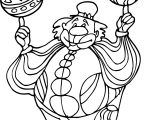 Clown Coloring Page WeColoringPage 131