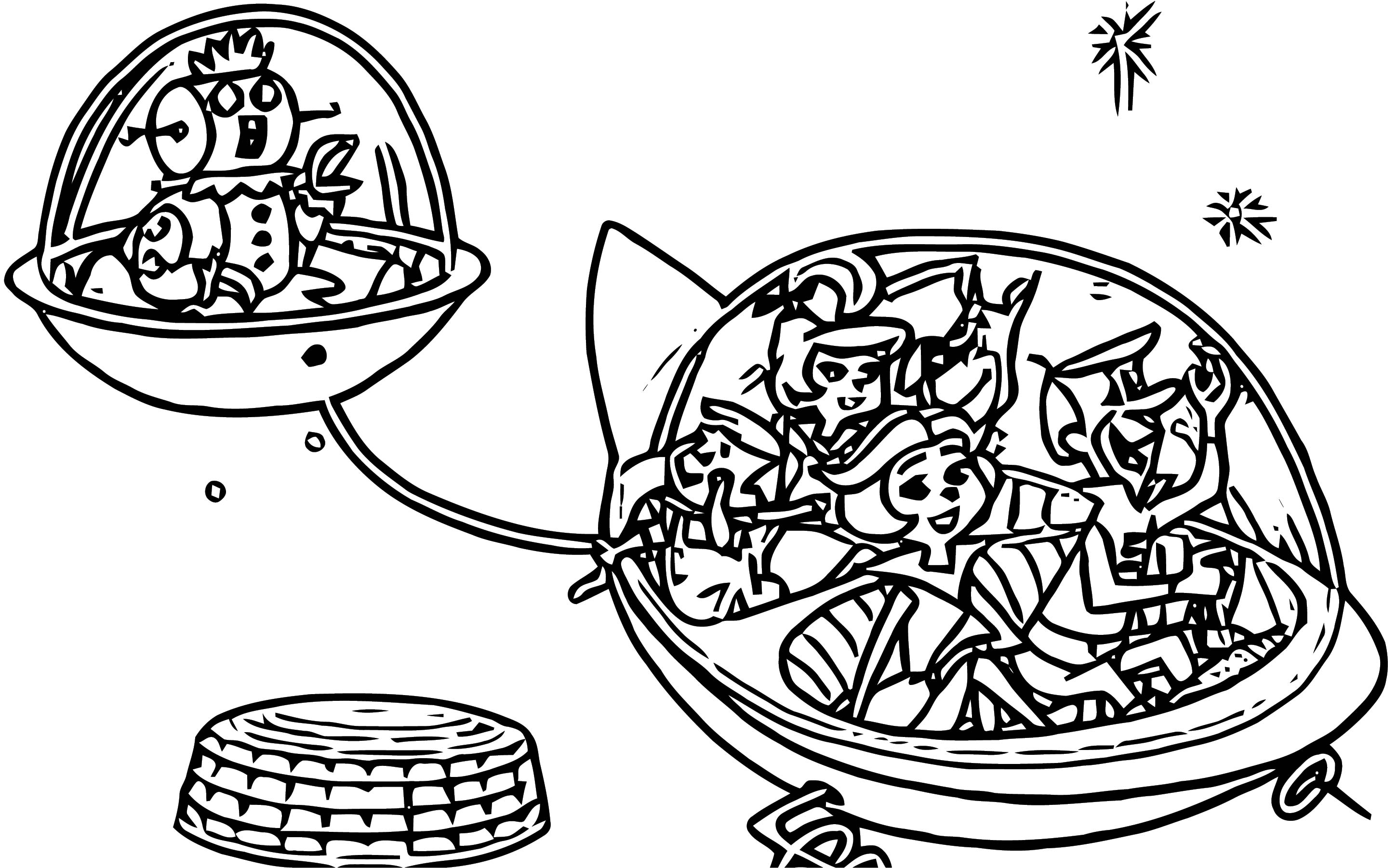 Jetsons 12 Coloring Page