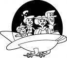 Jetsons 2 Coloring Page
