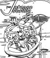 Jetsons Coloring Page 01