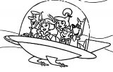 Jetsons Coloring Page 042