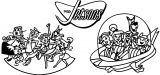 Jetsons Coloring Page 048