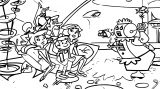 Jetsons Coloring Page 053