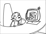Jetsons Coloring Page 081