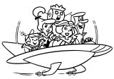 Jetsons Coloring Page 091