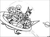 Jetsons Coloring Page 10