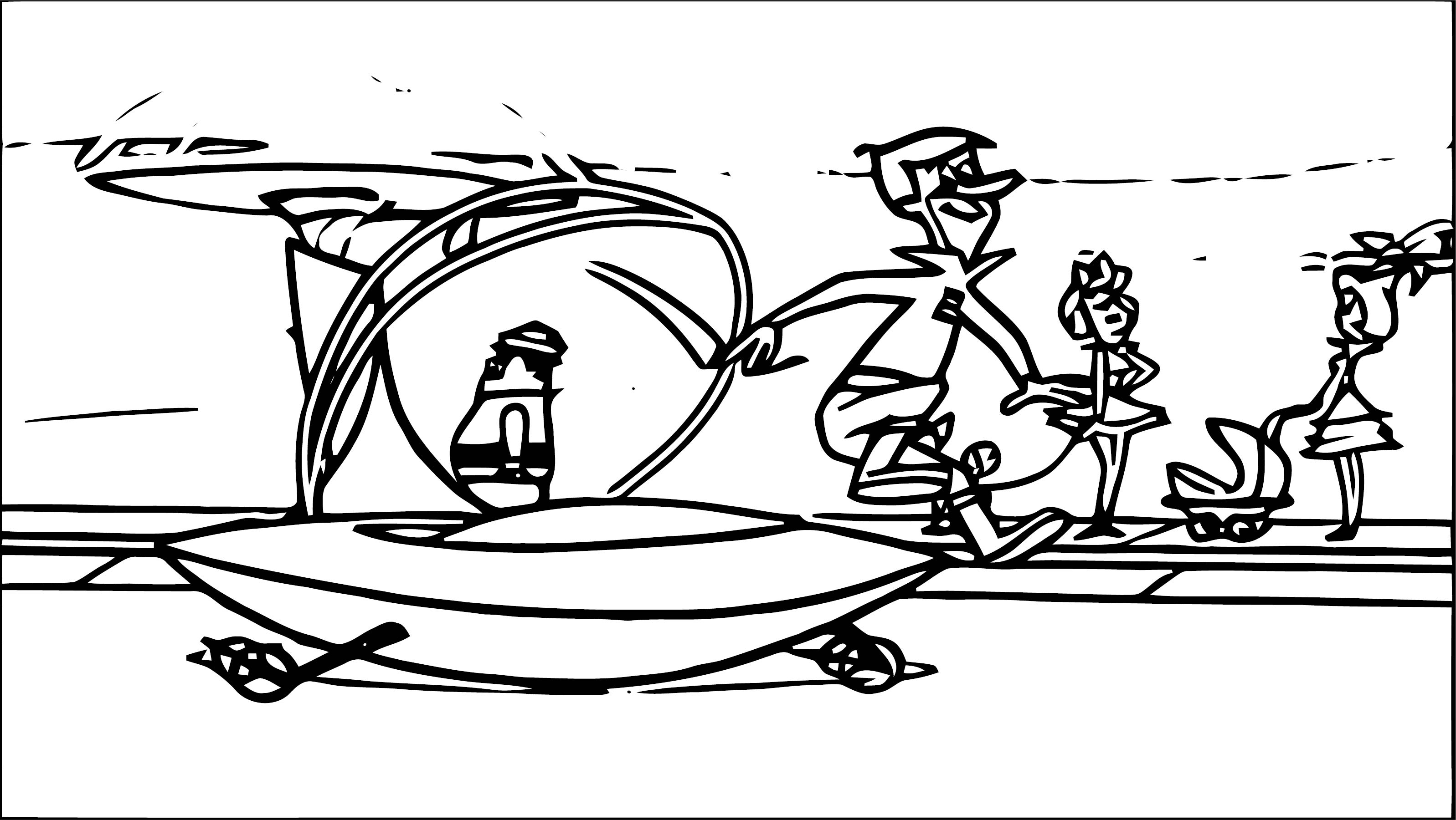 Jetsons Coloring Page 102