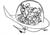 Jetsons Coloring Page 119