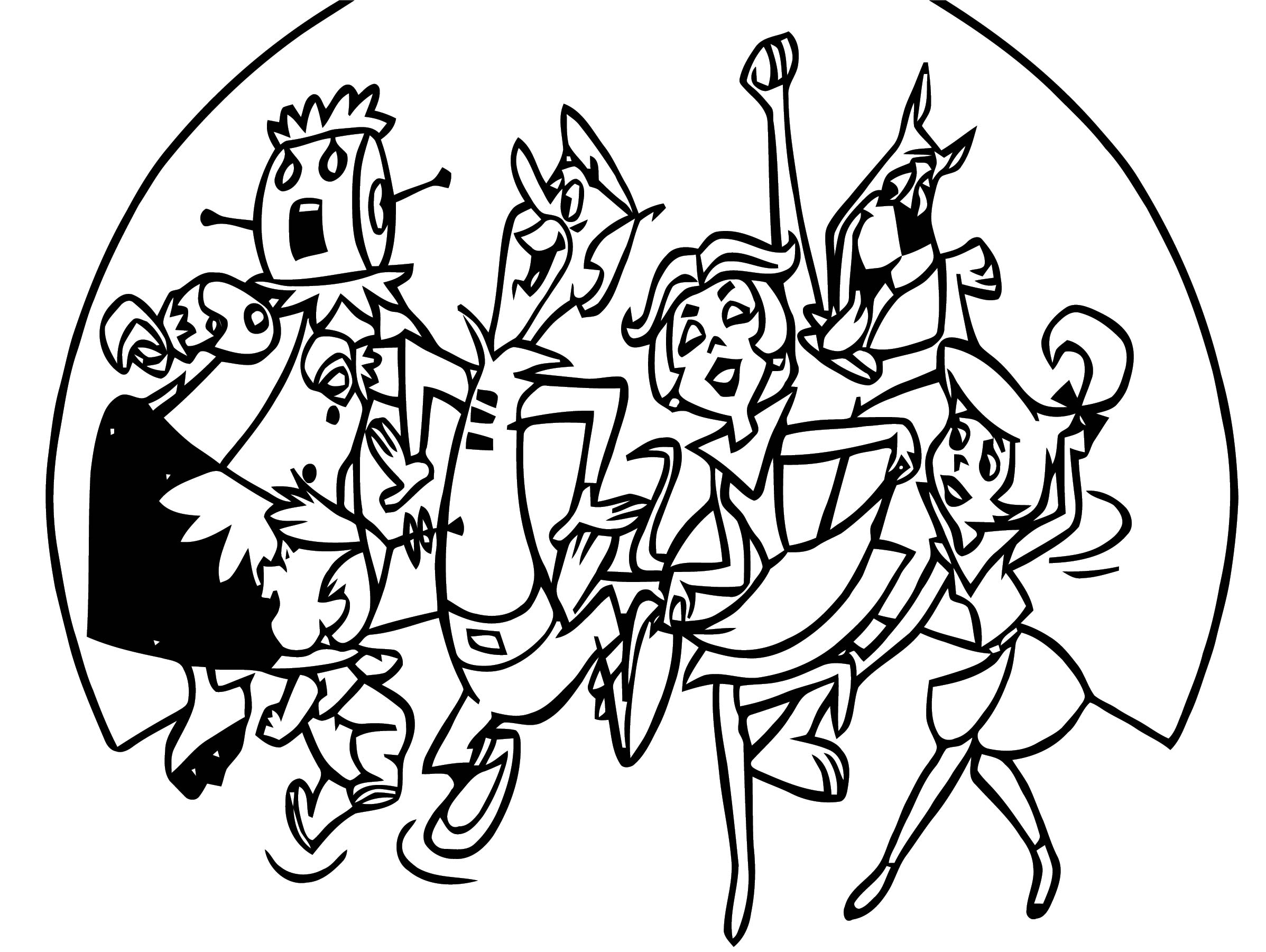 Jetsons Coloring Page 120