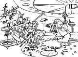 Jetsons Coloring Page 126