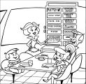 Jetsons Coloring Page 15