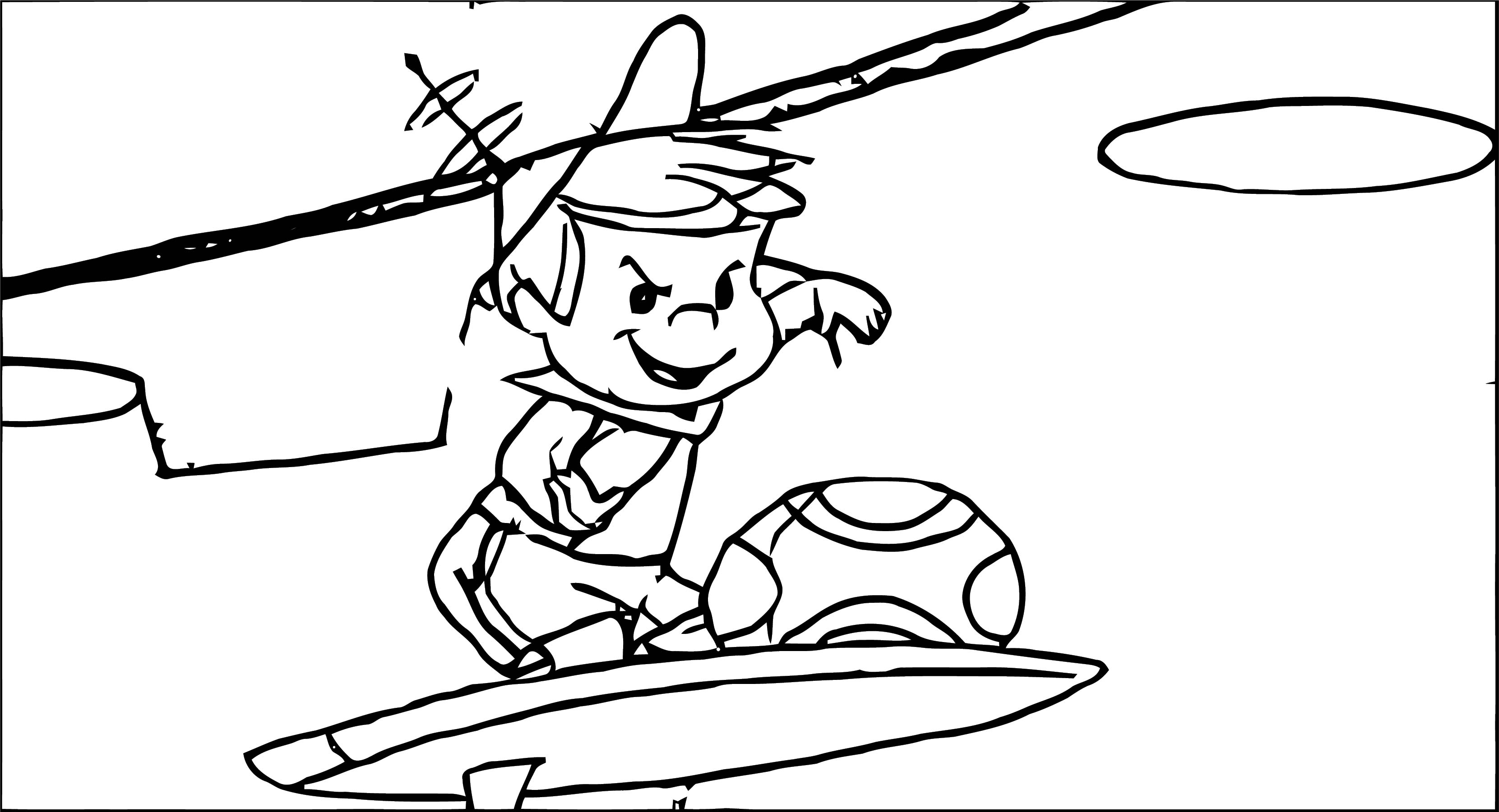 Jetsons Coloring Page 18