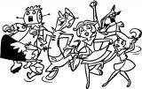 Jetsons Coloring Page 21