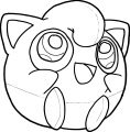 Jigglypuff Coloring Page WeColoringPage 002