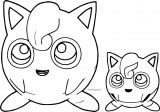 Jigglypuff Coloring Page WeColoringPage 003