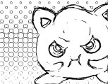 Jigglypuff Coloring Page WeColoringPage 012