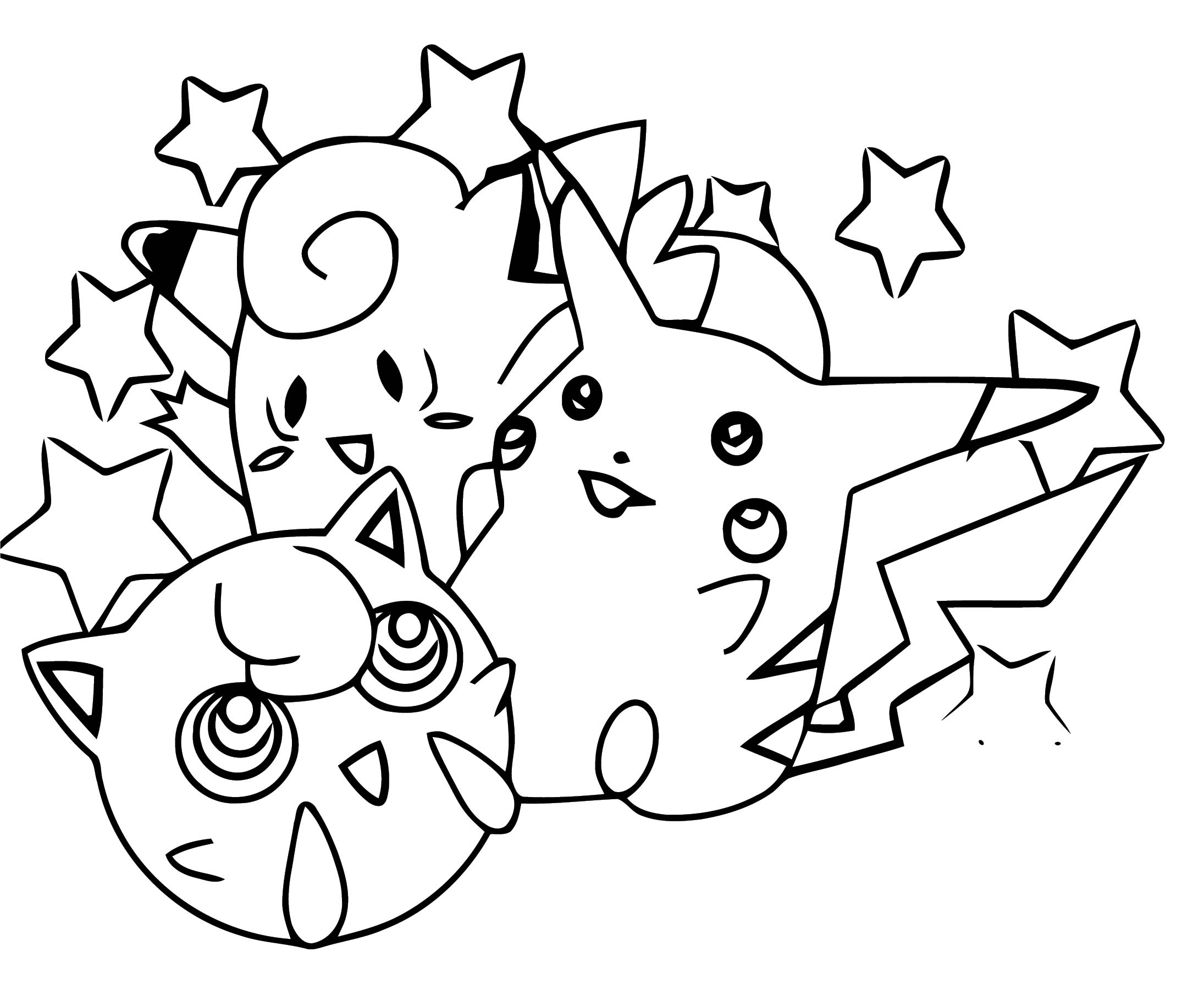 Jigglypuff Coloring Page WeColoringPage 015